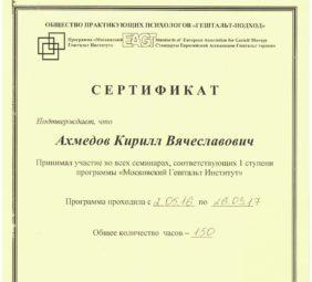 Кирилл Ахмедов диплом 2